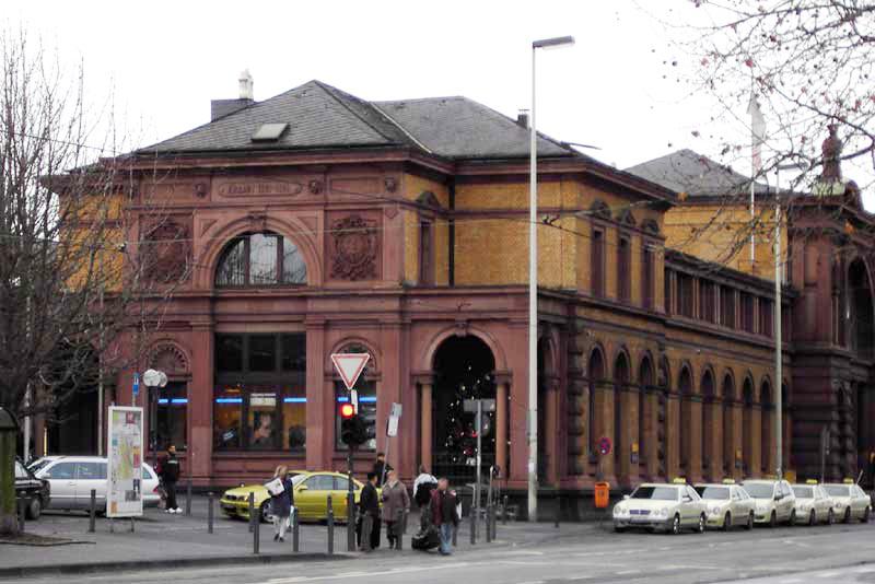 Hotels Near Frankfurt Hbf Station