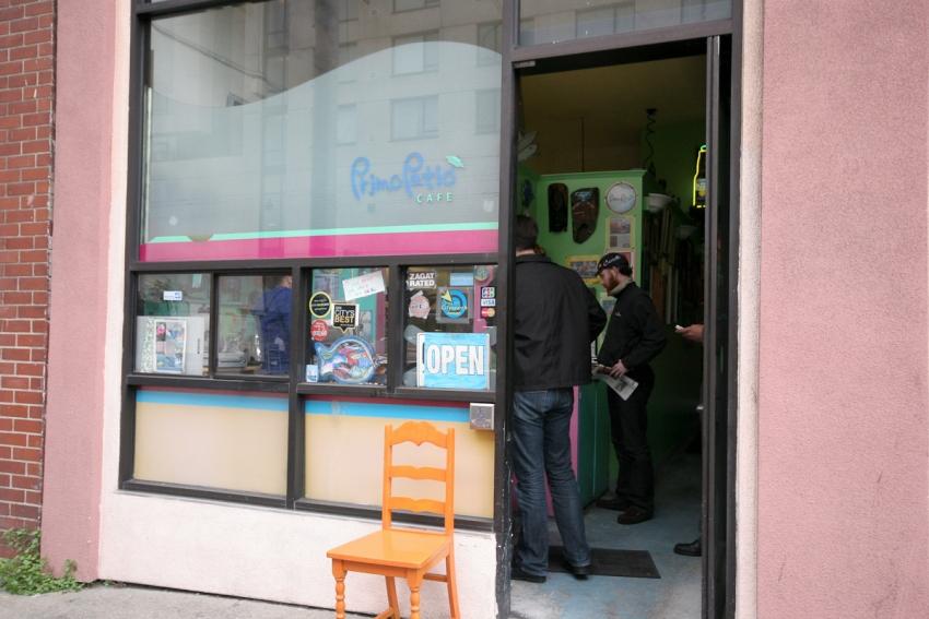 Primo Patio Cafe San Francisco Ca