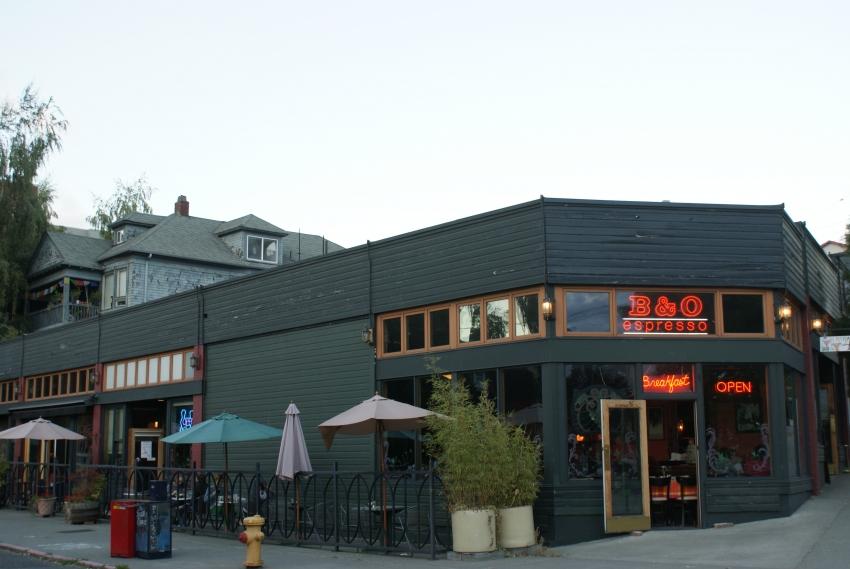 B & O Espresso - Seattle, WA