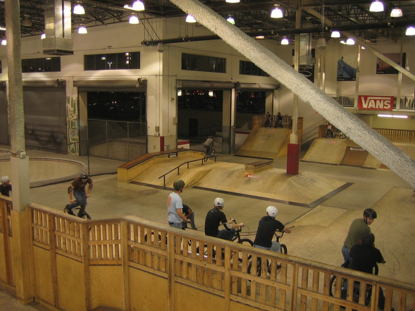 Vans Skate Park - Orange, CA
