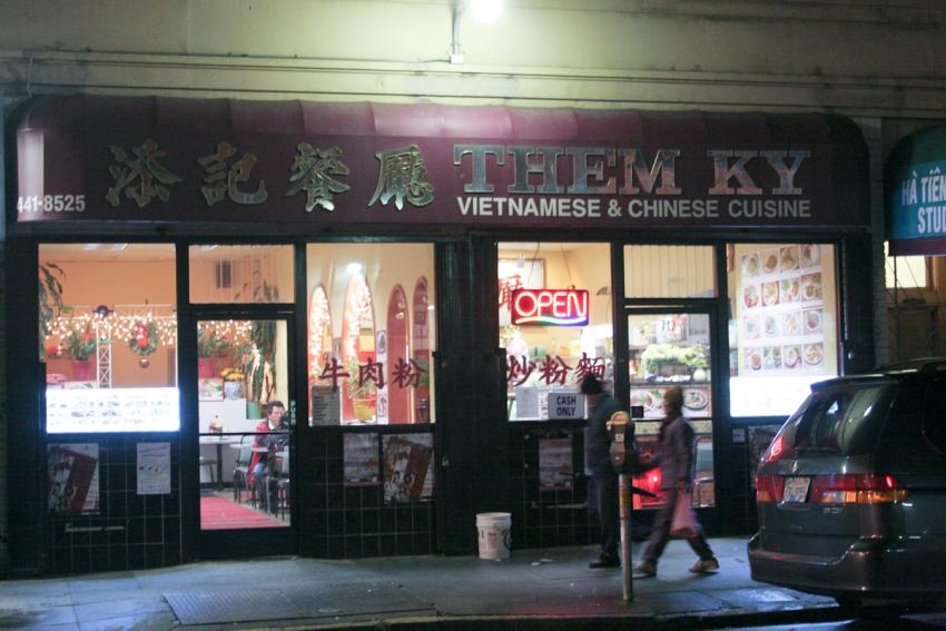 Them Ky - San Francisco, CA