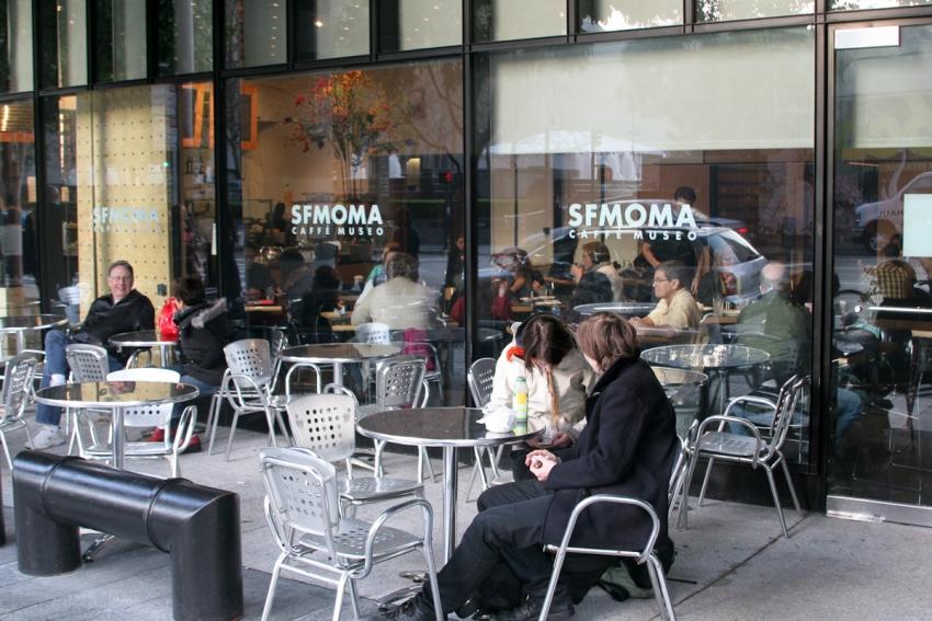 Caffe Museo - San Francisco, CA