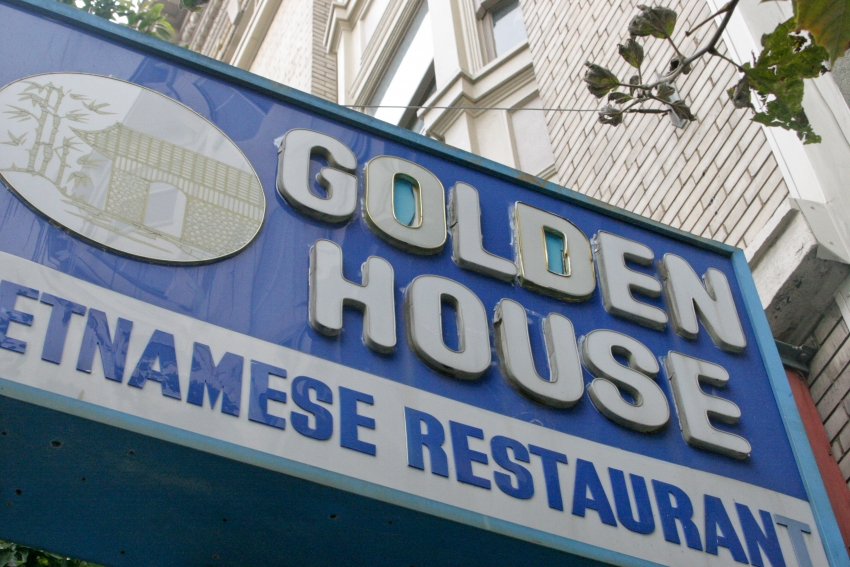 Golden House - San Francisco, CA