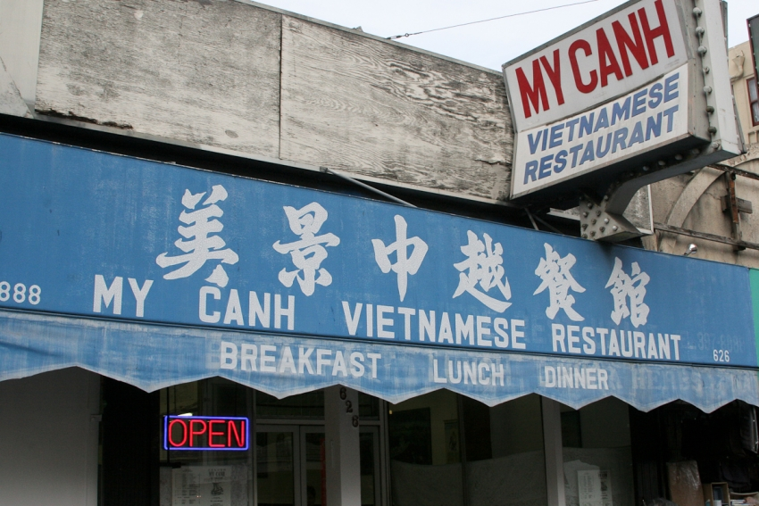 My Canh - San Francisco, CA