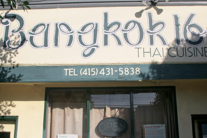 Bangkok 16 - San Francisco, CA