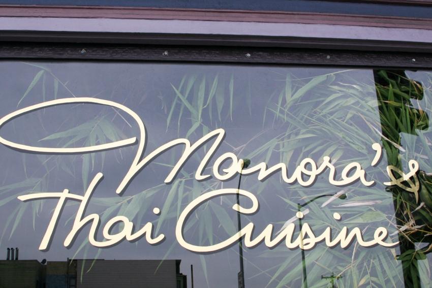 Manora's Thai Cuisine - San Francisco, CA