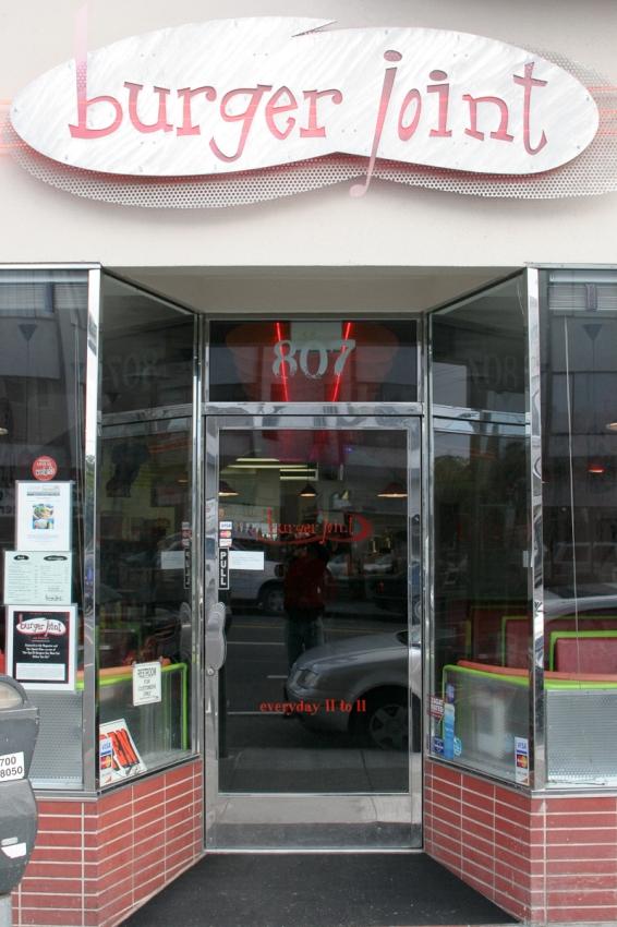 Burger Joint - San Francisco, CA