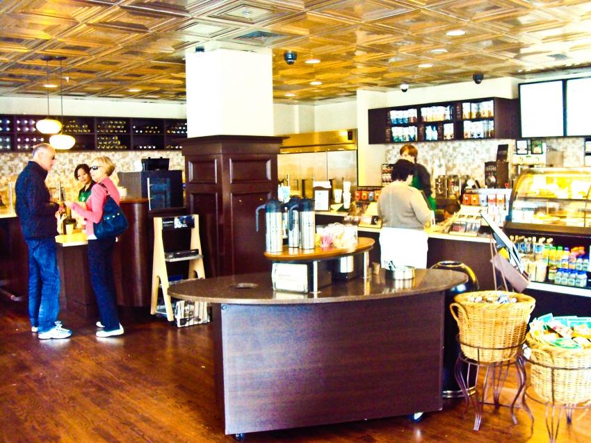 Caffe Espresso - San Francisco, CA