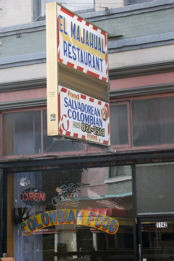 El Majahual Restaurant - San Francisco, CA
