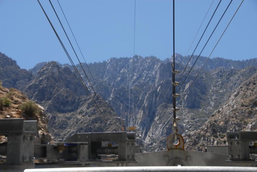Aerial Tramway Palm Springs - Palm Springs, CA