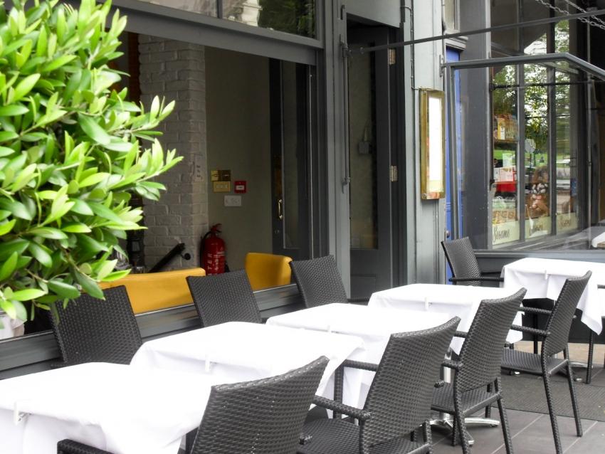 Odette's Restaurant
