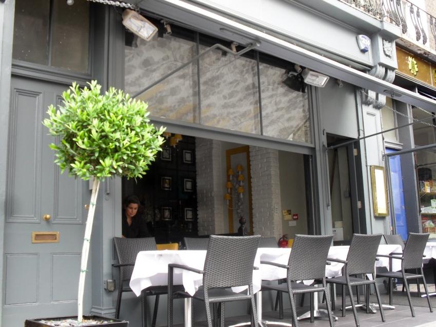 Odette\'s Restaurant