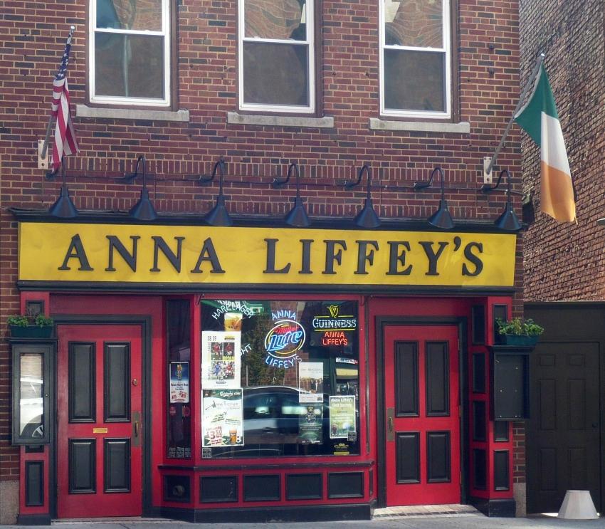 Anna Liffey's - New Haven, CT