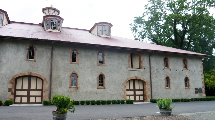 Charles Krug Winery - Saint Helena, CA
