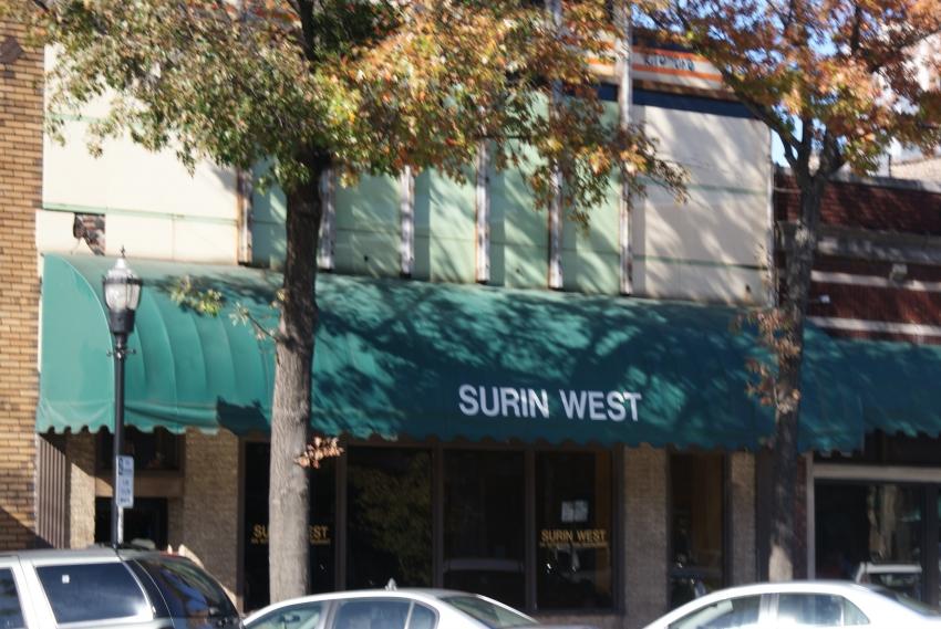 Surin West - Birmingham, AL