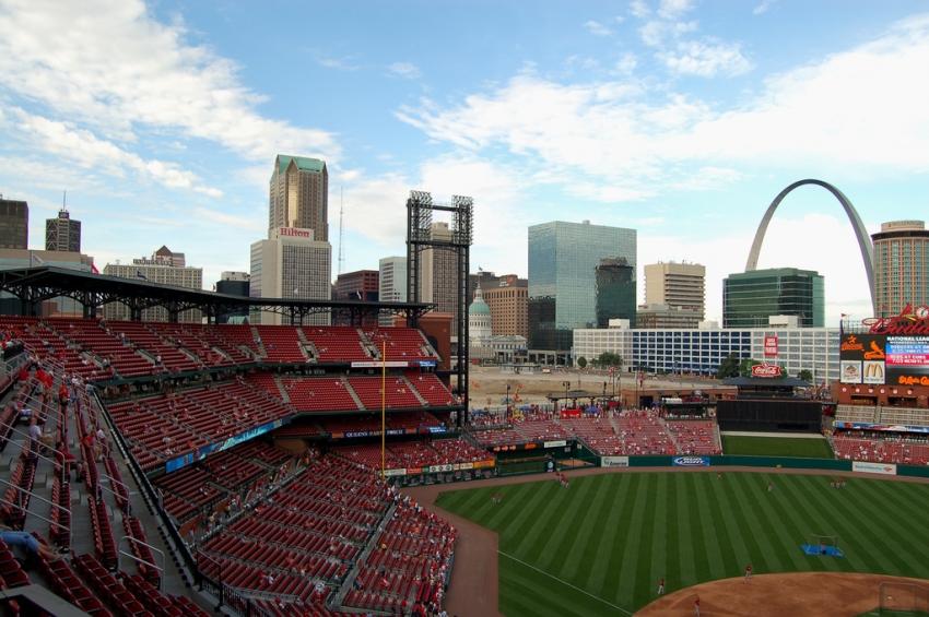 Hotels Near St Louis Cardinals Stadium