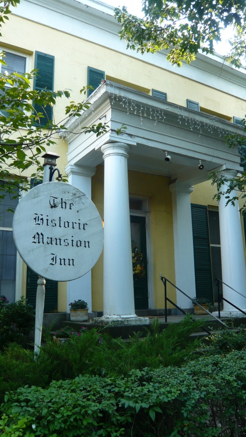 The Historic Mansion Inn - New Haven, CT