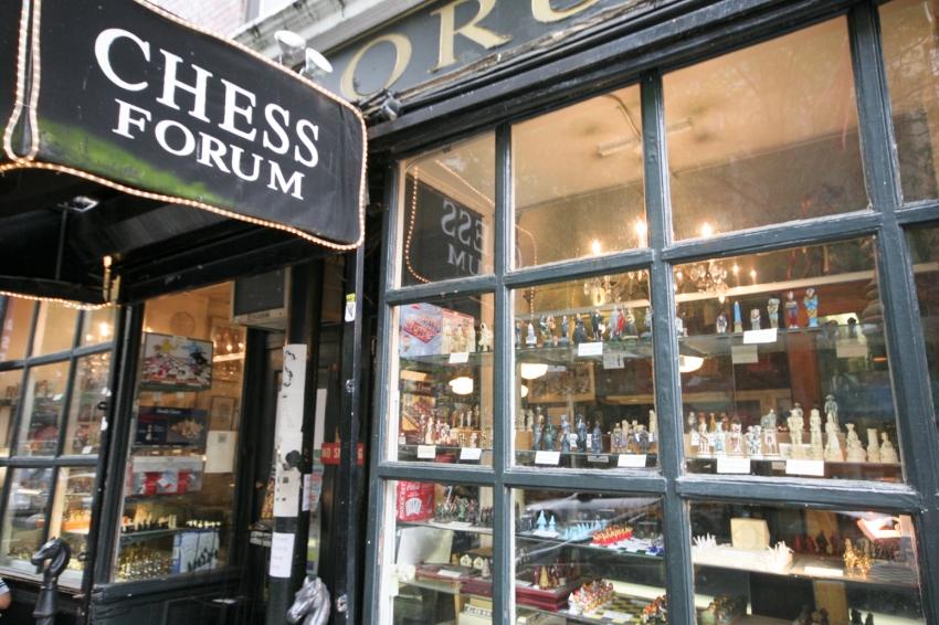 Chess Forum - New York, NY
