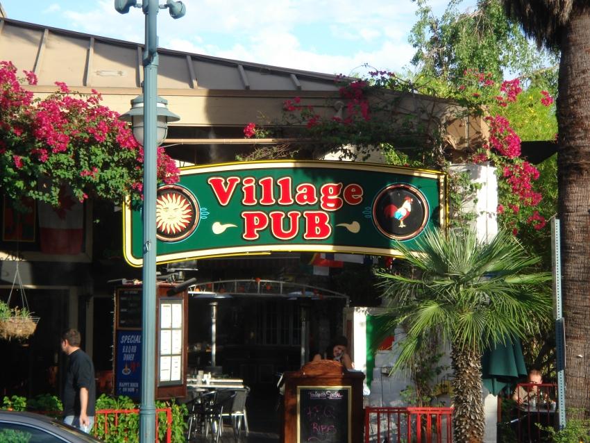 Village Pub - Palm Springs, CA