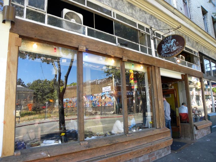 Cafe Mattina - Berkeley, CA