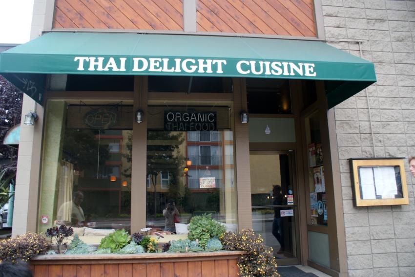 Thai Delight Cuisine - Berkeley, CA