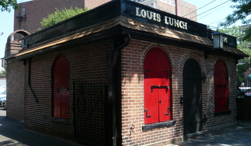 Louis' Lunch - New Haven, CT