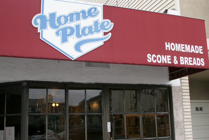 Home Plate - San Francisco, CA