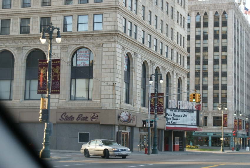 Hotels Near Fillmore Theater Detroit