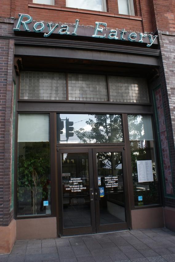 Royal Eatery - Salt Lake City, UT