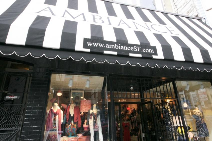 Ambiance - San Francisco, CA