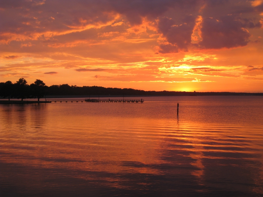 Ross Barnett Reservoir