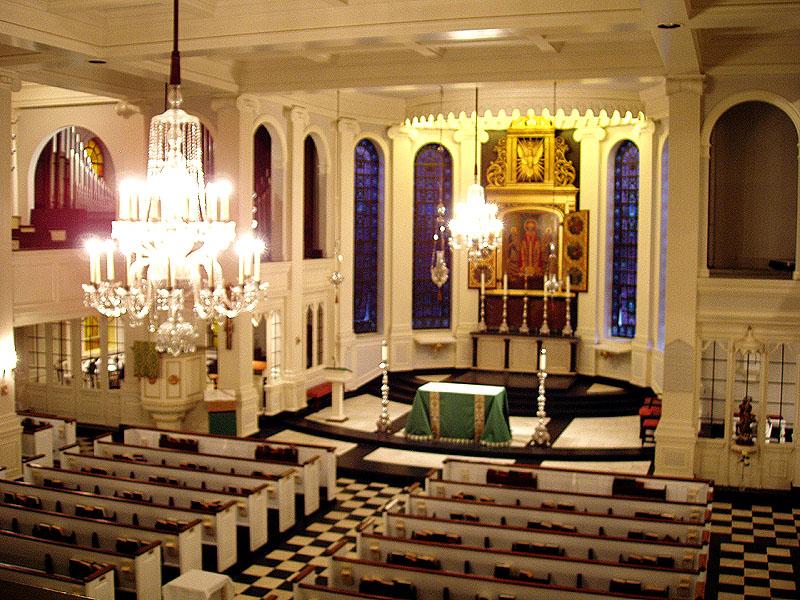 Corpus Christi Church New York Cityseeker