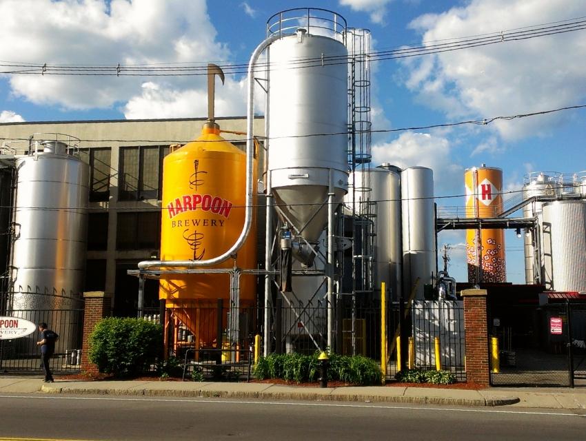 Hotels Near Harpoon Brewery Boston Ma