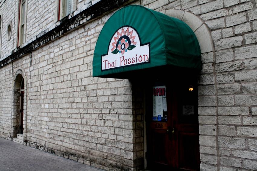 Thai Passion - Austin, TX