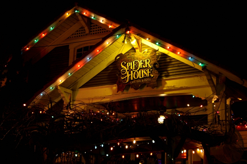 Spider House - Austin, TX