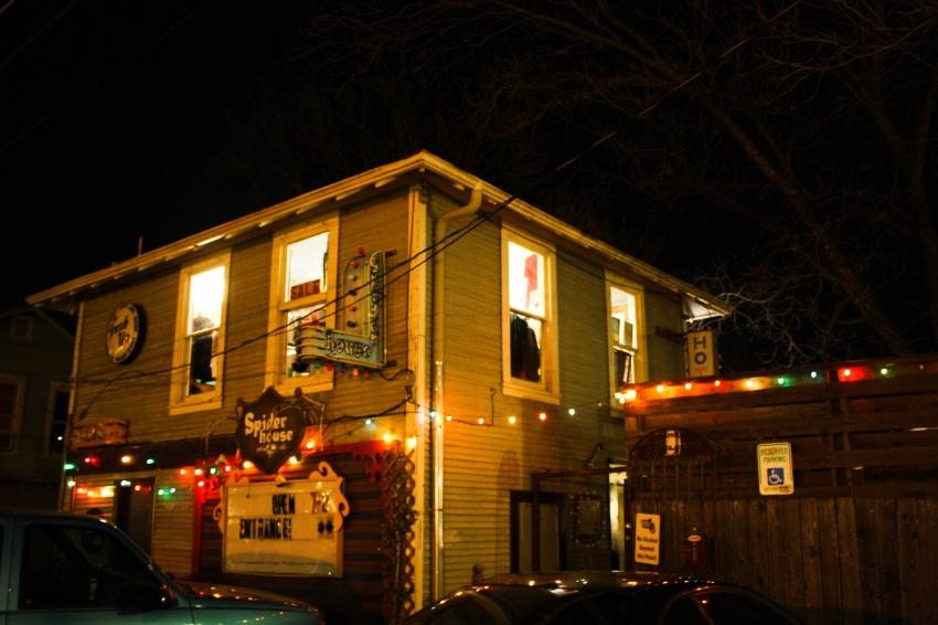 Spider House - Austin, TX