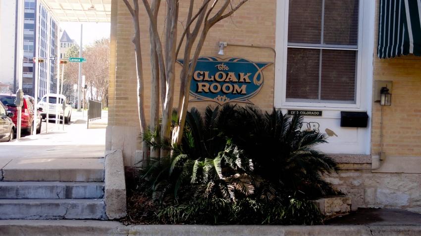 Cloak Room - Austin, TX