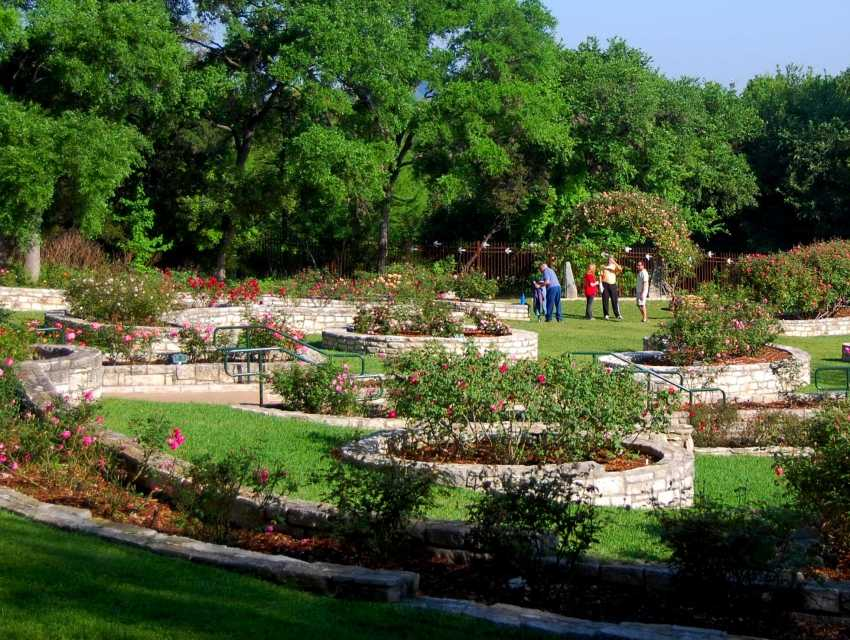 Zilker Botanical Garden Austin Cityseeker