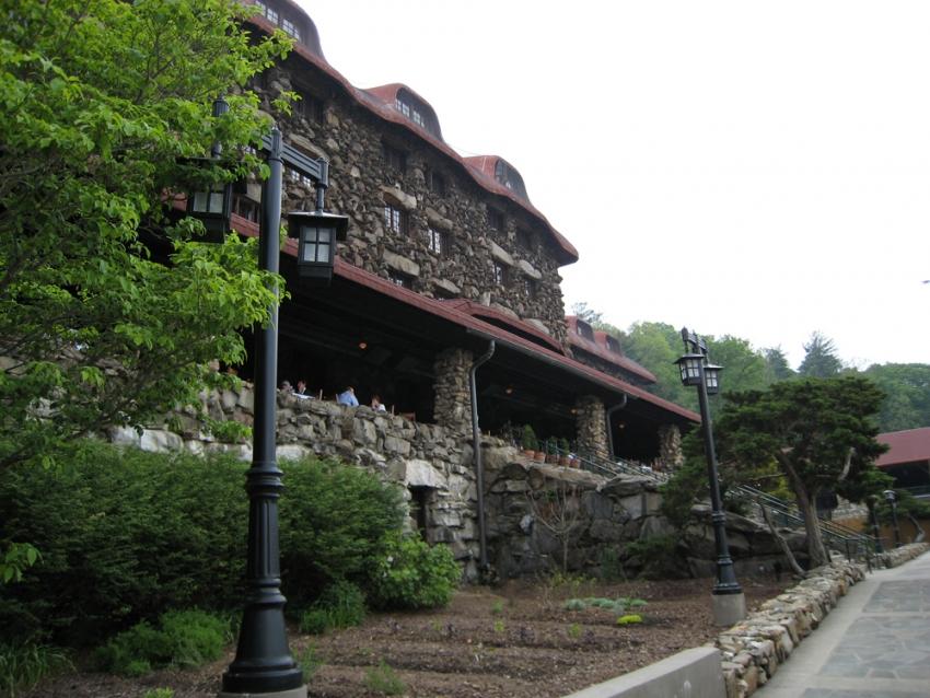 Omni-Grove Park Inn - Asheville, NC