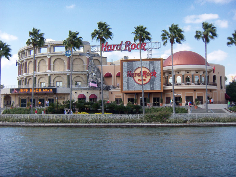 Hotels Near Hard Rock Cafe Orlando