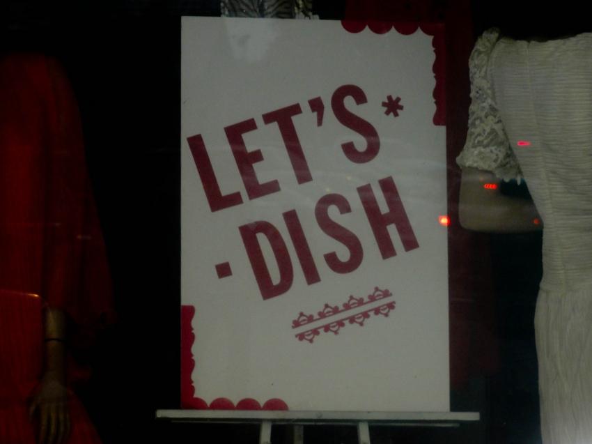 Let's Dish - Austin, TX