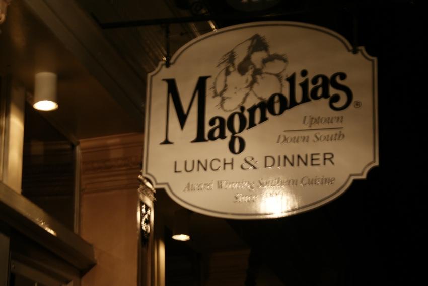 Magnolia's - Charleston, SC