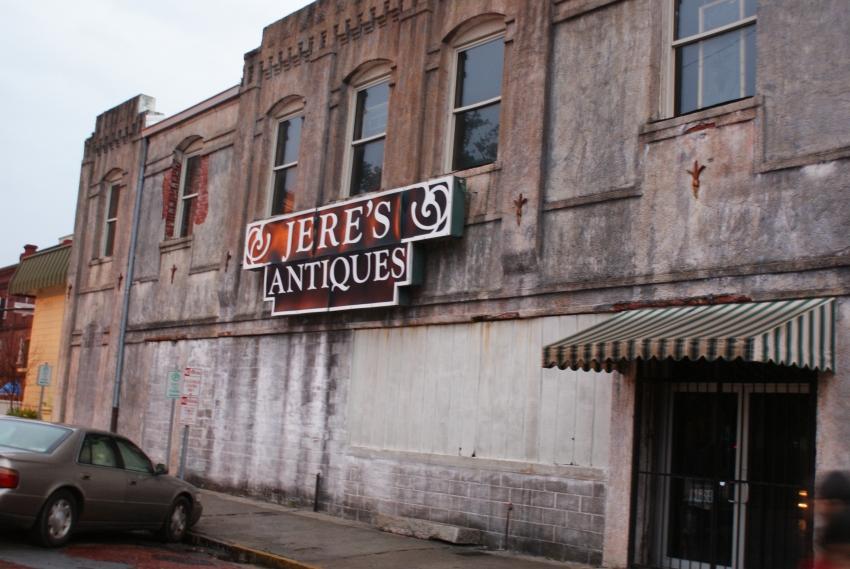 Jere's Antiques - Savannah, GA