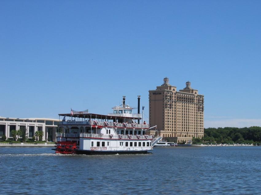 Savannah Riverboat Cruises Savannah Cityseeker