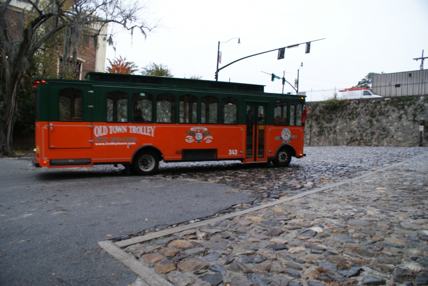 Old Town Trolley Tours - Savannah, GA