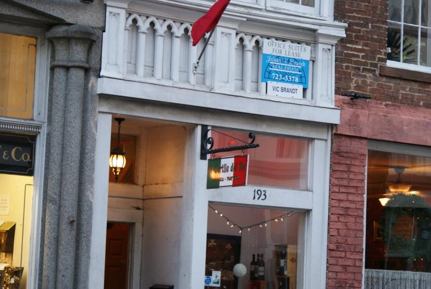 Il Cortile Del Re - Charleston, SC