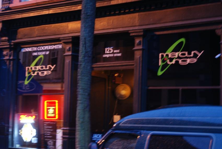 Mercury Lounge - Savannah, GA