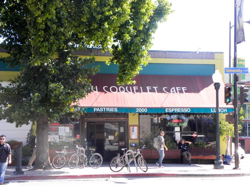 Au Coquelet - Berkeley, CA
