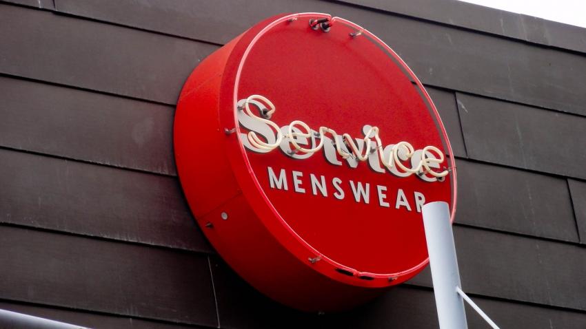 Service Menswear - Austin, TX