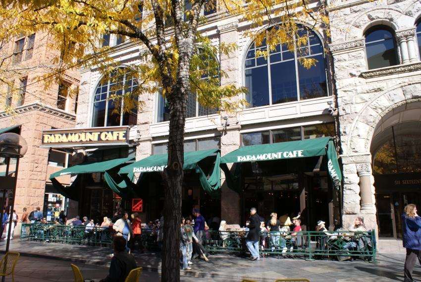 Paramount Cafe - Denver, CO